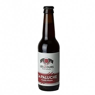 Paluche brune - Brasserie les 2 ours - Ma Bière Box