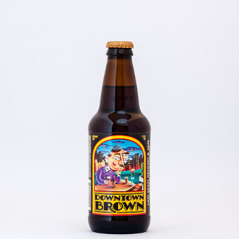 Downtown Brown - Lost Coast - Ma Bière Box
