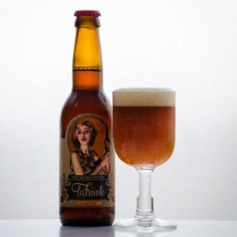 Frivole Rousse - Micro brasserie La Frivole - Ma Bière Box