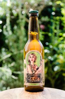 Frivole Verte - Micro brasserie La Frivole - Ma Bière Box