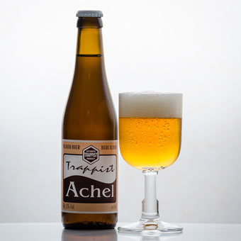 Achel Blonde - Monastère de Notre-Dame de Saint-Benoît - Ma Bière Box