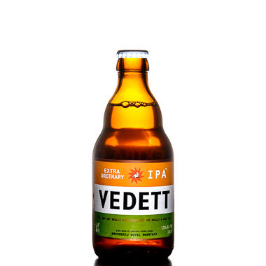 Vedett IPA - Moortgat - Ma Bière Box