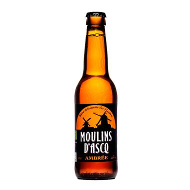 La Moulins d'Ascq Ambrée - Moulins d'Ascq - Ma Bière Box