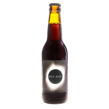 Back 2 Black - Ninkasi x Une Petite Mousse - Ma Bière Box