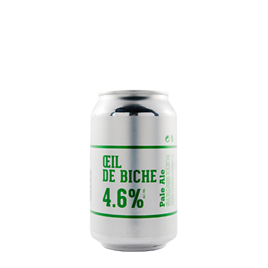 Oeil de Biche - Paname Brewing Company - Ma Bière Box