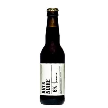 Black IPA Bete Noire bouteille - Paname Brewing Company - Ma Bière Box