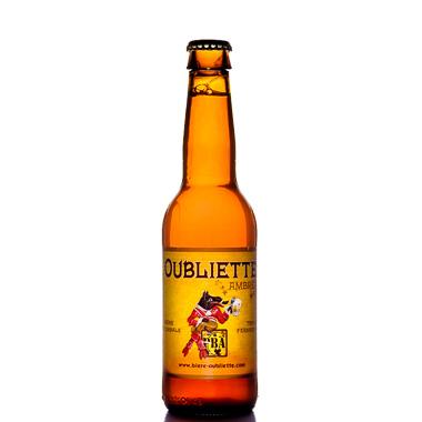 Oubliette Ambrée - Petite Brasserie Ardennaise - Ma Bière Box