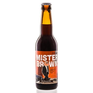 Mister Brown - Piggy Brewing Company - Ma Bière Box