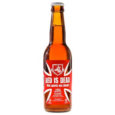Red is Dead - Sainte Crucienne - Ma Bière Box