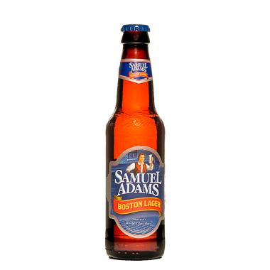 Boston Lager - Samuel Adams - Ma Bière Box