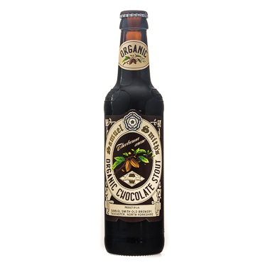 Organic Chocolat Stout - Samuel Smith Old Brewery - Ma Bière Box