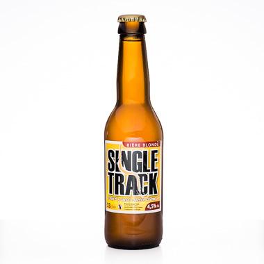 Single Track Blanche - Single Track - Ma Bière Box