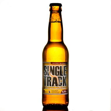 Single Track Blonde - Single Track - Ma Bière Box