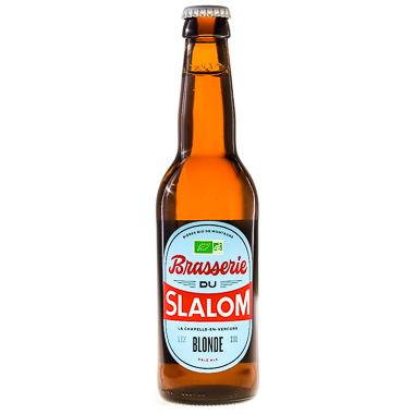 Slalom Blonde Bio - Slalom - Ma Bière Box