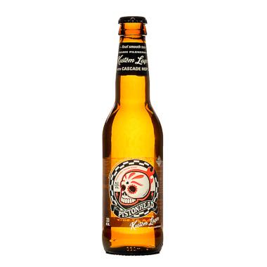 Pistonhead Kustom Lager - Spendrups Bryggeri - Ma Bière Box