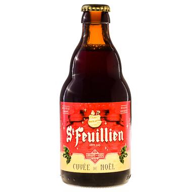 Cuvée de Noël - St Feuillien - Ma Bière Box