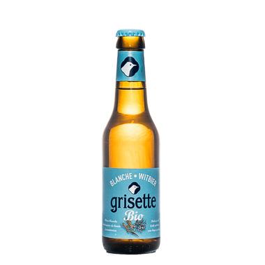Grisette Blanche Bio - St Feuillien - Ma Bière Box
