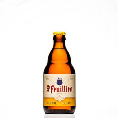 St Feuillien Blonde - St Feuillien - Ma Bière Box