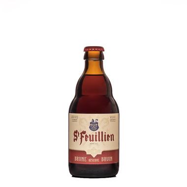 St Feuillien Brune - St Feuillien - Ma Bière Box