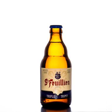 St Feuillien Triple - St Feuillien - Ma Bière Box