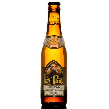 St. Paul Triple - Sterkens - Ma Bière Box