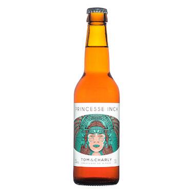 Princesse Inca - Tom Charly - Ma Bière Box