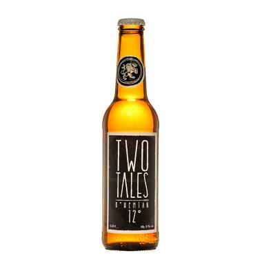 Bohemian Lager 12° - Two Tales - Ma Bière Box
