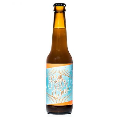 NEIPA N°1 de la GBW - Une Petite Mousse et Guillaume Eck - Ma Bière Box