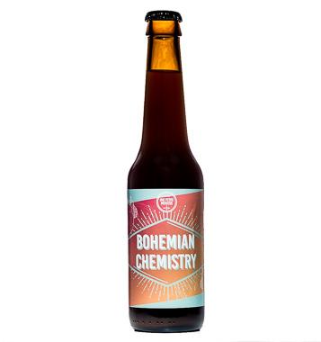 Bohemian Chemistry - Une Petite Mousse - Ma Bière Box