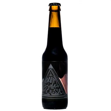 Dark Side Of The Mousse - Une Petite Mousse - Ma Bière Box