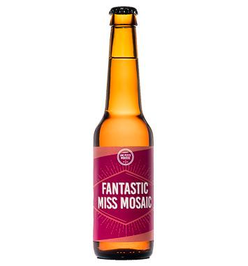 Fantastic Miss Mosaic - Une Petite Mousse - Ma Bière Box