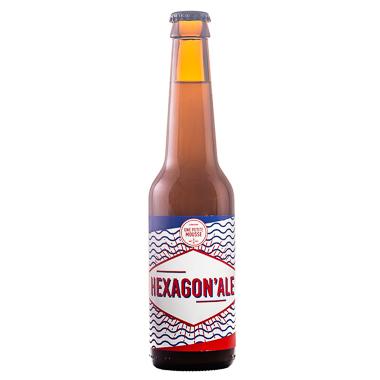 Hexagon'ale - Une Petite Mousse - Ma Bière Box