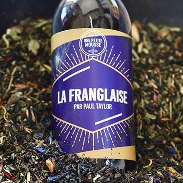 La Franglaise (Quantité limitée - Brassin unique) - Une Petite Mousse - Ma Bière Box