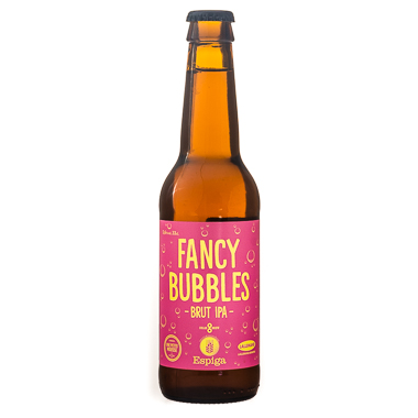 Fancy Bubble - Une Petite Mousse x Espiga - Ma Bière Box