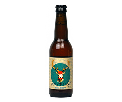 Volcelest IPA bio - Volcelest - Ma Bière Box