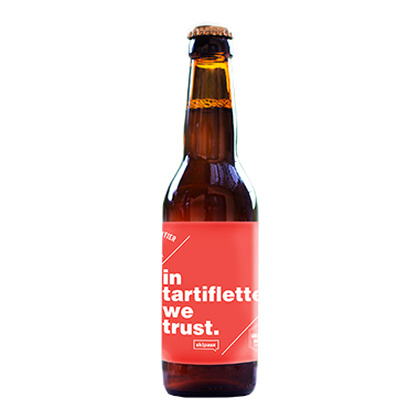 In Tartiflette We trust - WhiteFrontier & Skipass & Une Petite Mousse - Ma Bière Box